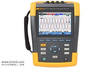 福禄克Fluke电能质量分析仪Fluke-435