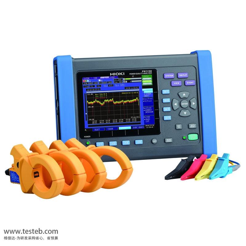 日置HIOKI电能质量分析仪HIOKI-PW3198