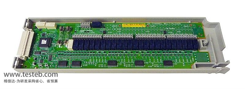 是德科技 安捷伦Agilent数据采集器/温度记录仪Agilent-34901A