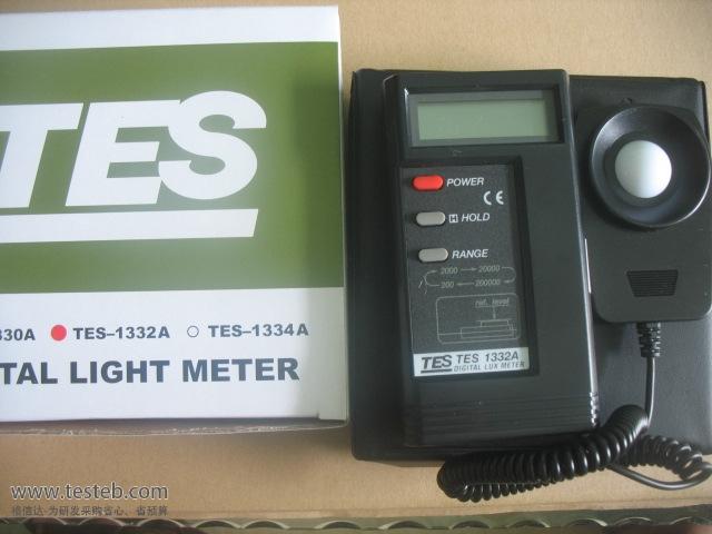 泰仕TES辐照度计TES-1332A