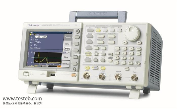 泰克Tektronix信号发生器/信号源AFG3052C