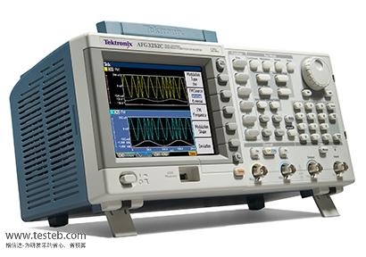 泰克Tektronix信号发生器/信号源AFG3102C