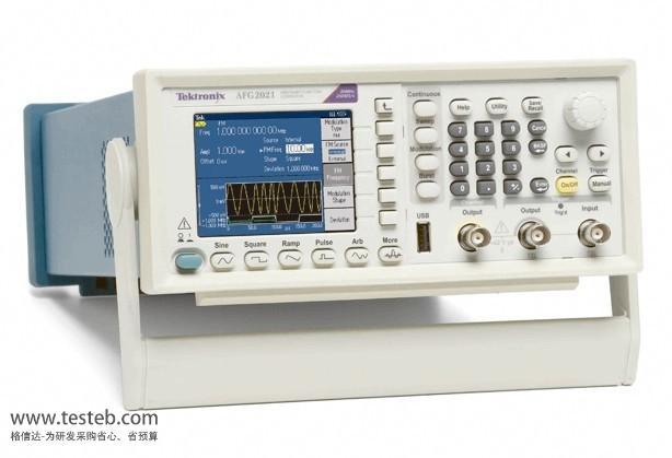 泰克Tektronix信号发生器/信号源AFG2021