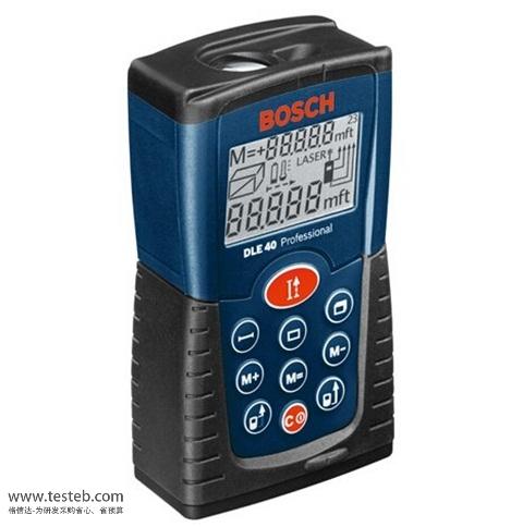 博世BOSCH手持式激光测距仪DLE40
