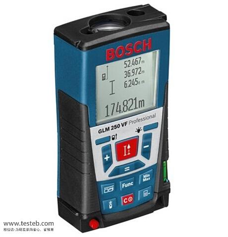 博世BOSCH GLM250VF手持式激光测距仪