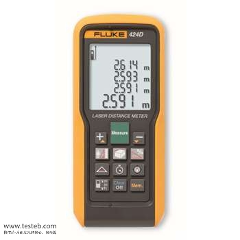 福禄克Fluke Fluke424D手持式激光测距仪