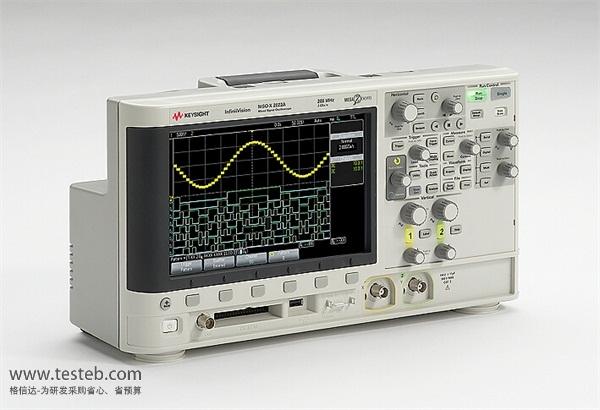 是德科技 安捷伦Agilent DSOX2022A数字示波器