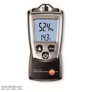 德图testo温度计/探头testo-610