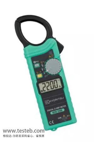 共立KYORITSU钳形电流表/钳型表KEW2200