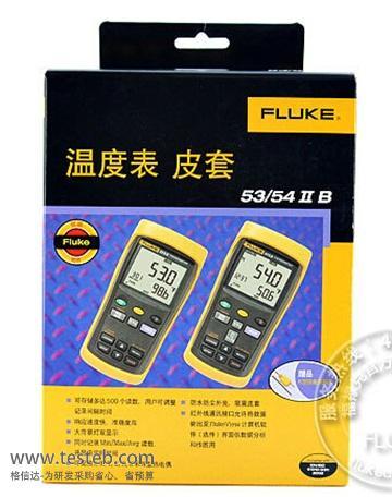 福禄克Fluke温度计/探头FLUKE-53-2