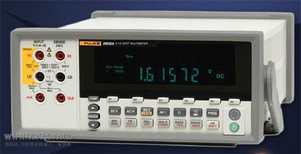 福禄克Fluke数字万用表Fluke-8808A
