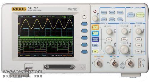 普源RIGOL DS1052D数字示波器
