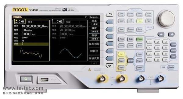 普源RIGOL信号发生器/信号源DG4102