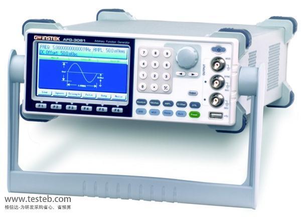 固纬GWINSTEK信号发生器/信号源AFG-3051