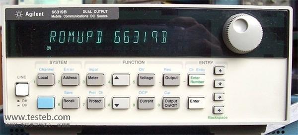 是德科技 安捷伦Agilent仪用电源66319B