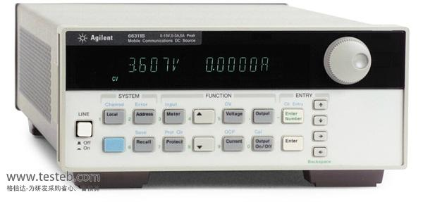 是德科技 安捷伦Agilent仪用电源66311B