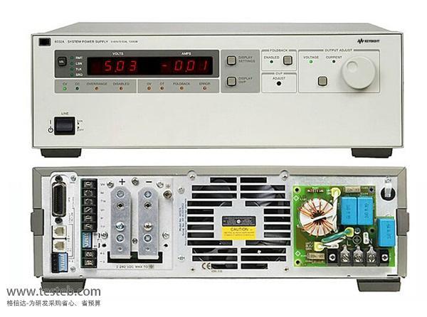 是德科技 安捷伦Agilent仪用电源Agilent-6030A
