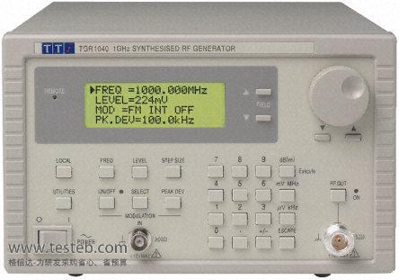 英国TTi信号发生器/信号源TGR1040