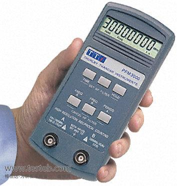 英国TTi频率计数器PFM3000