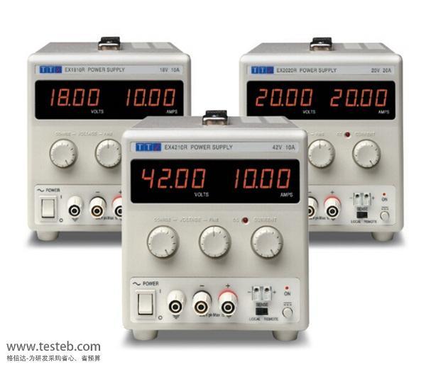 英国TTi仪用电源EX1810R