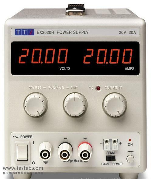 英国TTi仪用电源EX2020R