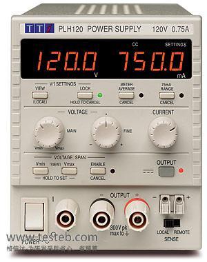 英国TTi仪用电源PLH120P