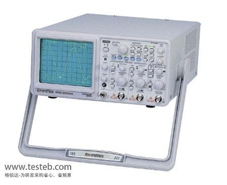 固纬GWINSTEK示波器与探头GRS-6032A