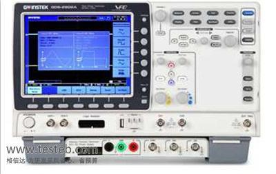固纬GWINSTEK示波器与探头GDS-2102A