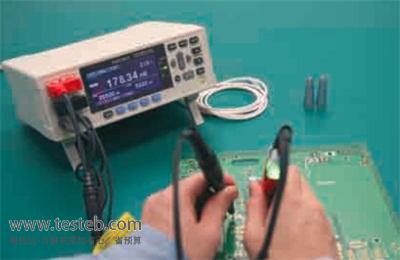 日置HIOKI内阻/欧姆电阻计RM3544