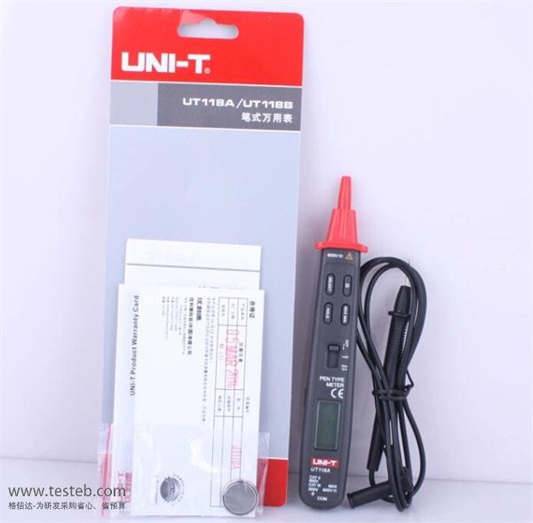 优利德UIN-T数字万用表UT118A-UT118B