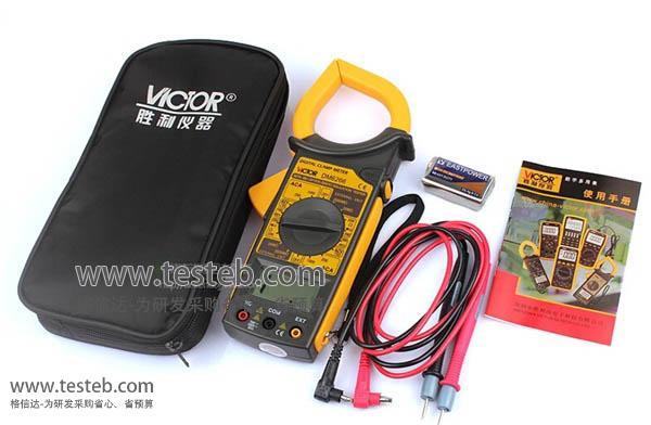 胜利仪器钳形电流表/钳型表DM6266