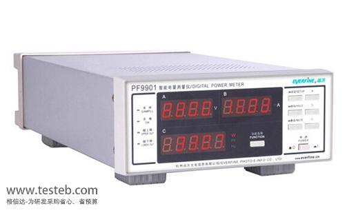 远方EVERFINE数字功率计PF9901