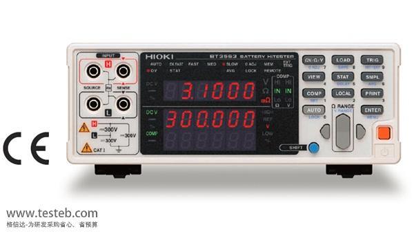 日置HIOKI内阻/欧姆电阻计BT3563