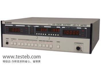 日置HIOKI内阻/欧姆电阻计AX-1262B