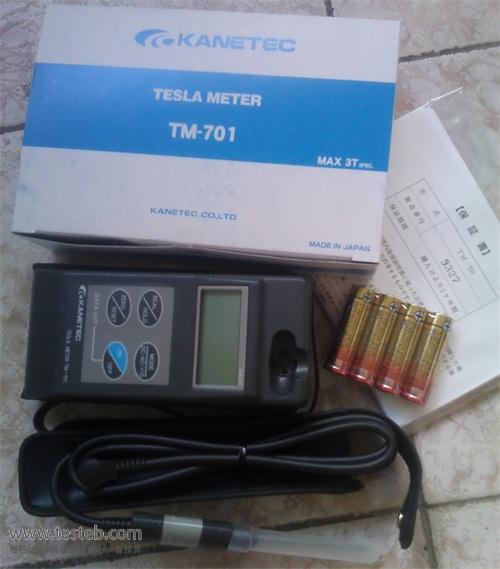 强力KANETEC高斯计/特斯拉计TM-701