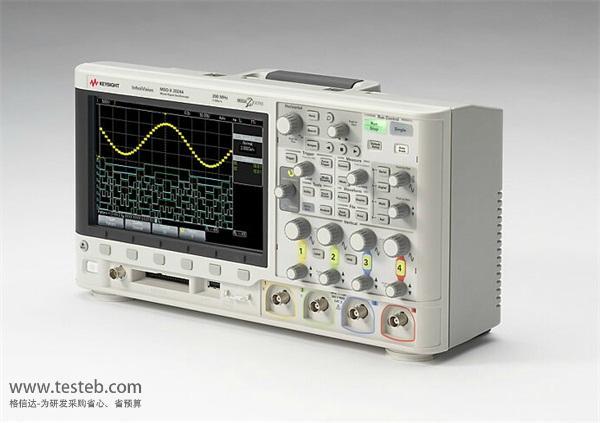 是德科技 安捷伦Agilent示波器与探头MSOX2024A