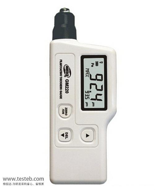 国产品牌测厚仪GM220