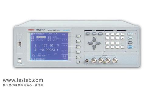 同惠TonghuiLCR测试仪/电桥表TH2819A