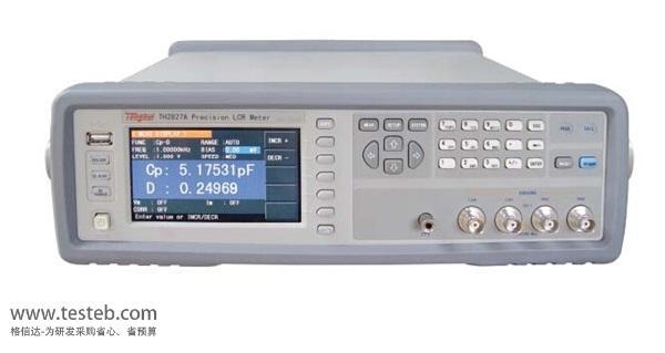 同惠TonghuiLCR测试仪/电桥表TH2827C