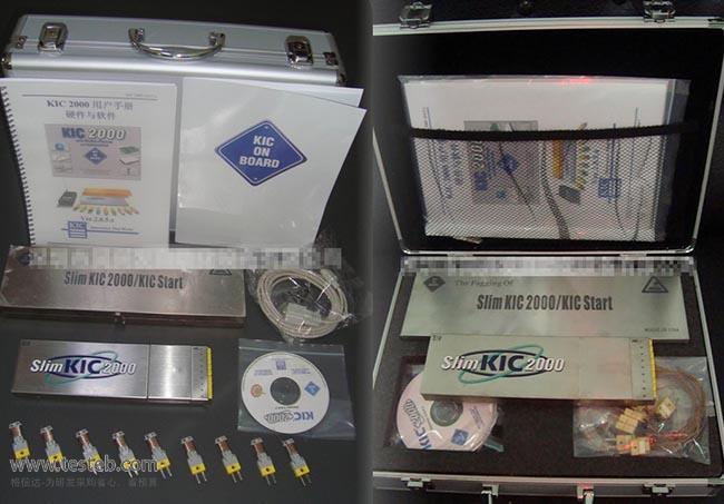 美国KIC炉温测试仪KIC2000