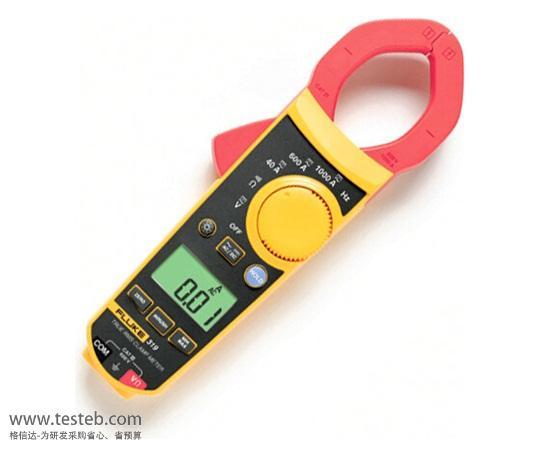 福禄克Fluke钳形电流表/钳型表fluke319