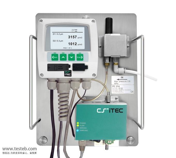 希尔思CS-iTEC环境检测仪PC312-214