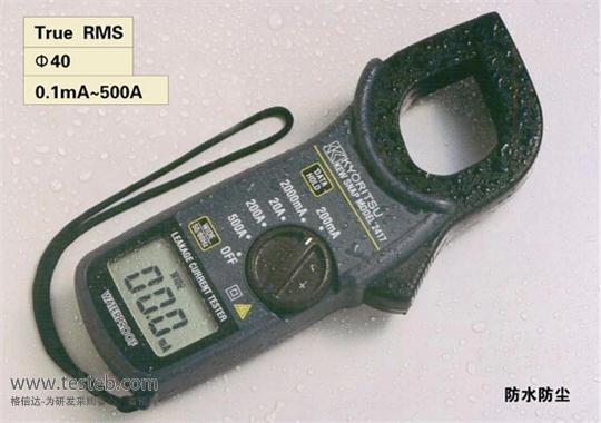 共立KYORITSU钳形电流表/钳型表Kyoritsu2417