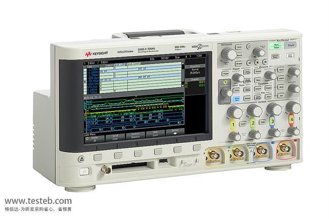 是德科技 安捷伦Agilent示波器与探头DSOX3054A