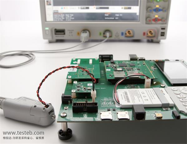 是德科技 安捷伦Agilent示波器与探头N2820A