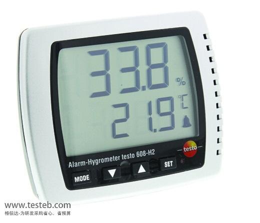 德图testo温度计/探头testo608-H2