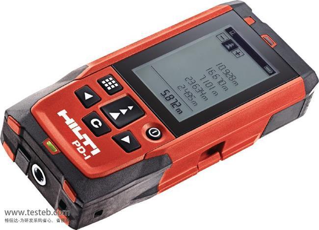 喜利得HILTI手持式激光测距仪PDI