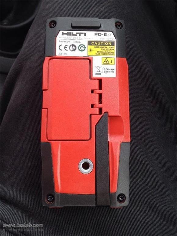 德国喜利得pde手持式方法测距仪pd-e200米测距仪察砂的操作激光图片