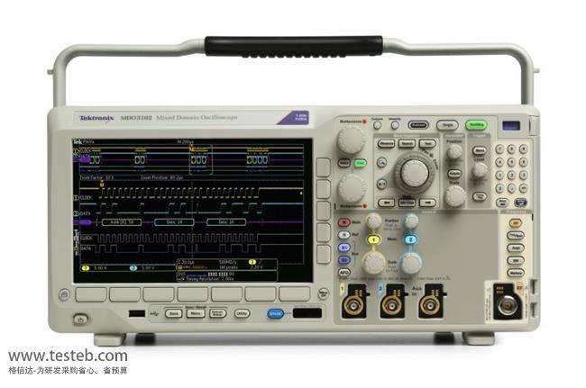 泰克Tektronix示波器与探头MDO3012