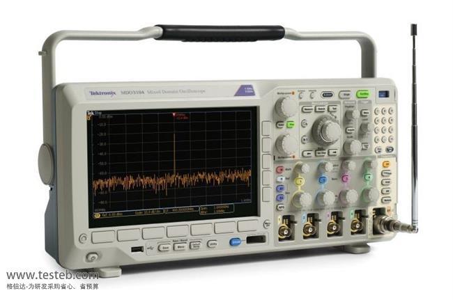 泰克Tektronix示波器与探头MDO3014